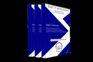 Tomos 7, 8 y 9 <br> Test y Supuestos Parciales