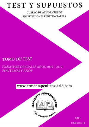 Tomo 10 / Test Oficiales