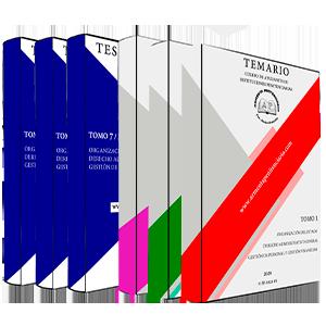Temario (1, 2 y 3) + Test y Supuestos Parciales (7, 8 y 9)