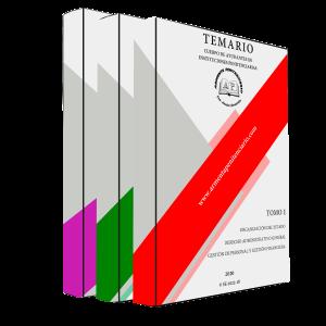 Temario Completo (1, 2 y 3)