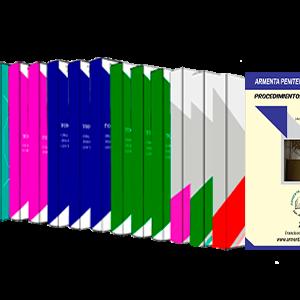 Colección completa (1-12 + Tomo 13 -diccionario- + Tomo 14 -100 Supuestos esenciales- + Libro RP comentado + Libro Procedimientos Penitenciarios)